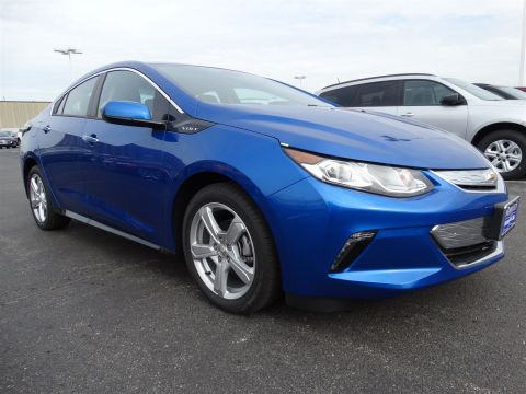 New 2017 Chevrolet Volt LT FWD 4dr Car