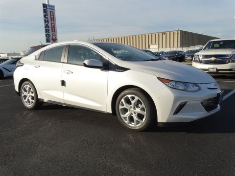 New 2017 Chevrolet Volt Premier FWD 4dr Car
