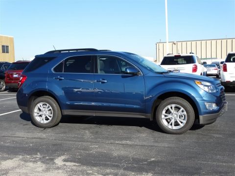 New 2017 Chevrolet Equinox LT FWD Sport Utility