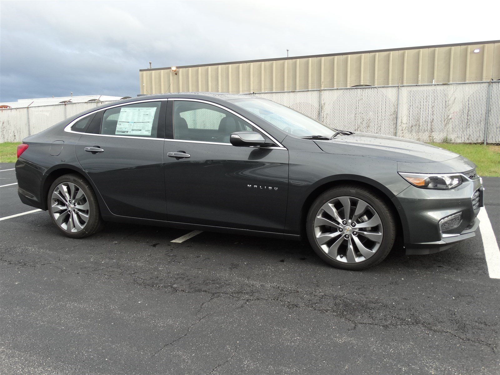 new 2017 chevrolet malibu premier leather navigation sunroof here 39 s the one in. Black Bedroom Furniture Sets. Home Design Ideas