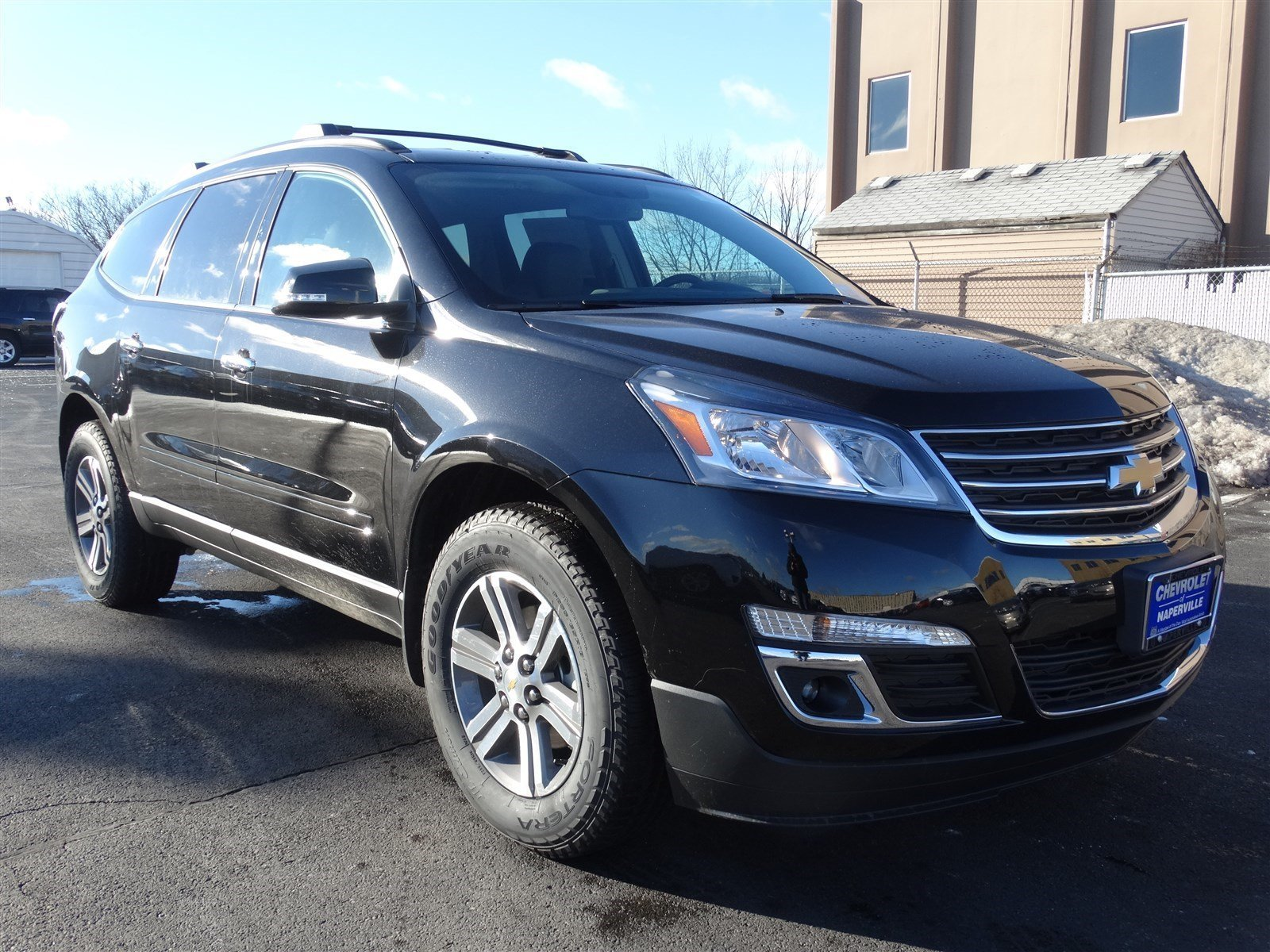 new 2017 chevrolet traverse lt sport utility in naperville t6083 chevrolet of naperville. Black Bedroom Furniture Sets. Home Design Ideas
