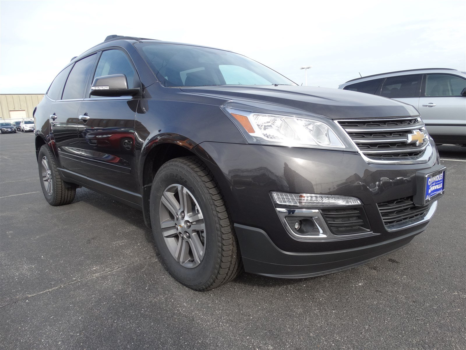 new 2017 chevrolet traverse lt sport utility in naperville t6061 chevrolet of naperville. Black Bedroom Furniture Sets. Home Design Ideas
