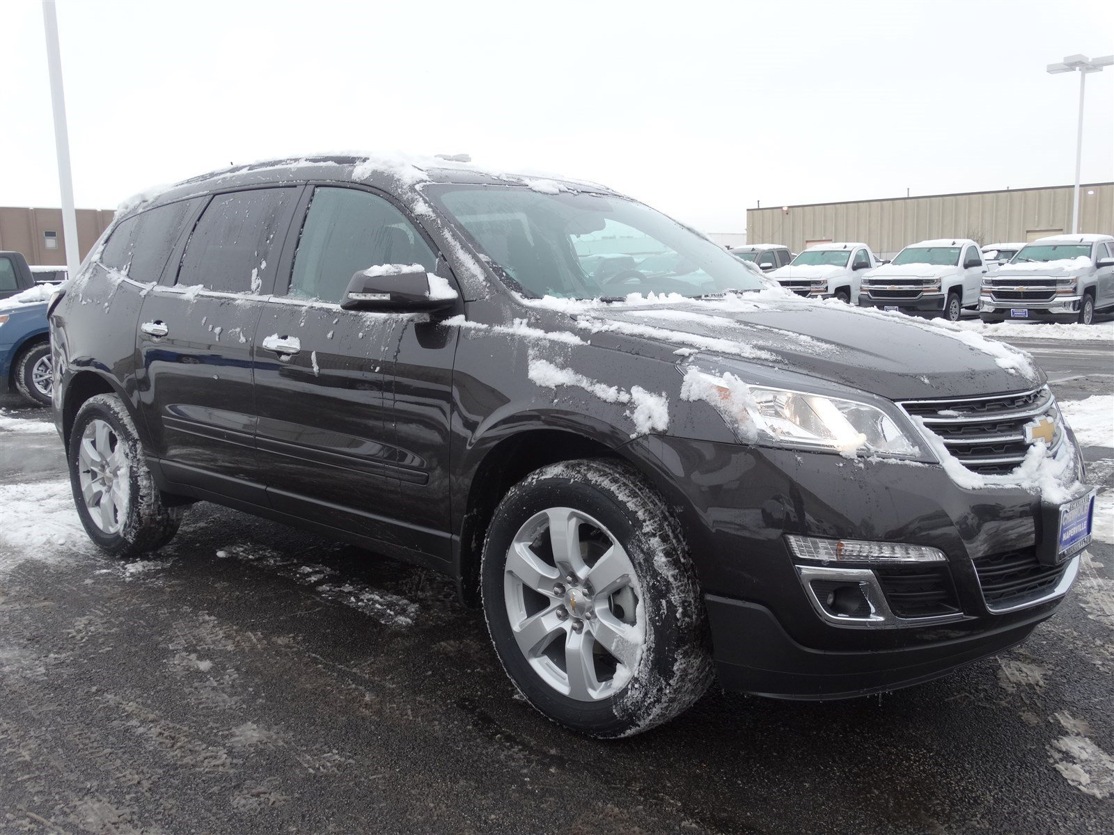 new 2017 chevrolet traverse premier sport utility in naperville t6092 chevrolet of naperville. Black Bedroom Furniture Sets. Home Design Ideas