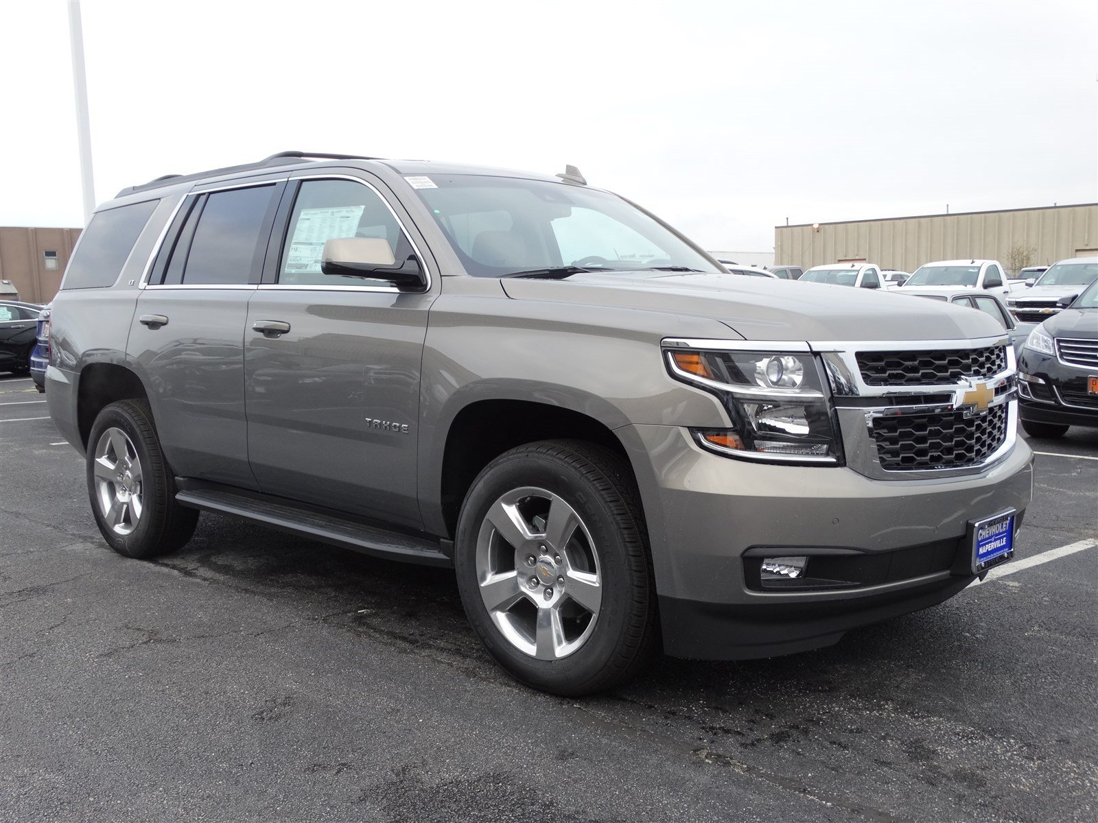 new 2017 chevrolet tahoe lt sport utility in naperville t5997 chevrolet of naperville. Black Bedroom Furniture Sets. Home Design Ideas
