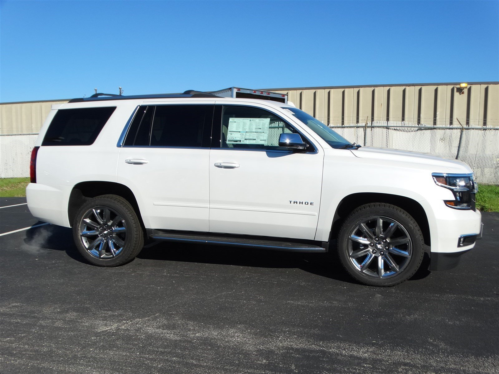 Chevrolet Of Naperville >> New 2017 Chevrolet Tahoe Premier ... 4WD, NAVIGATION, SUNROOF, 22 INCH WHEELS in Naperville # ...