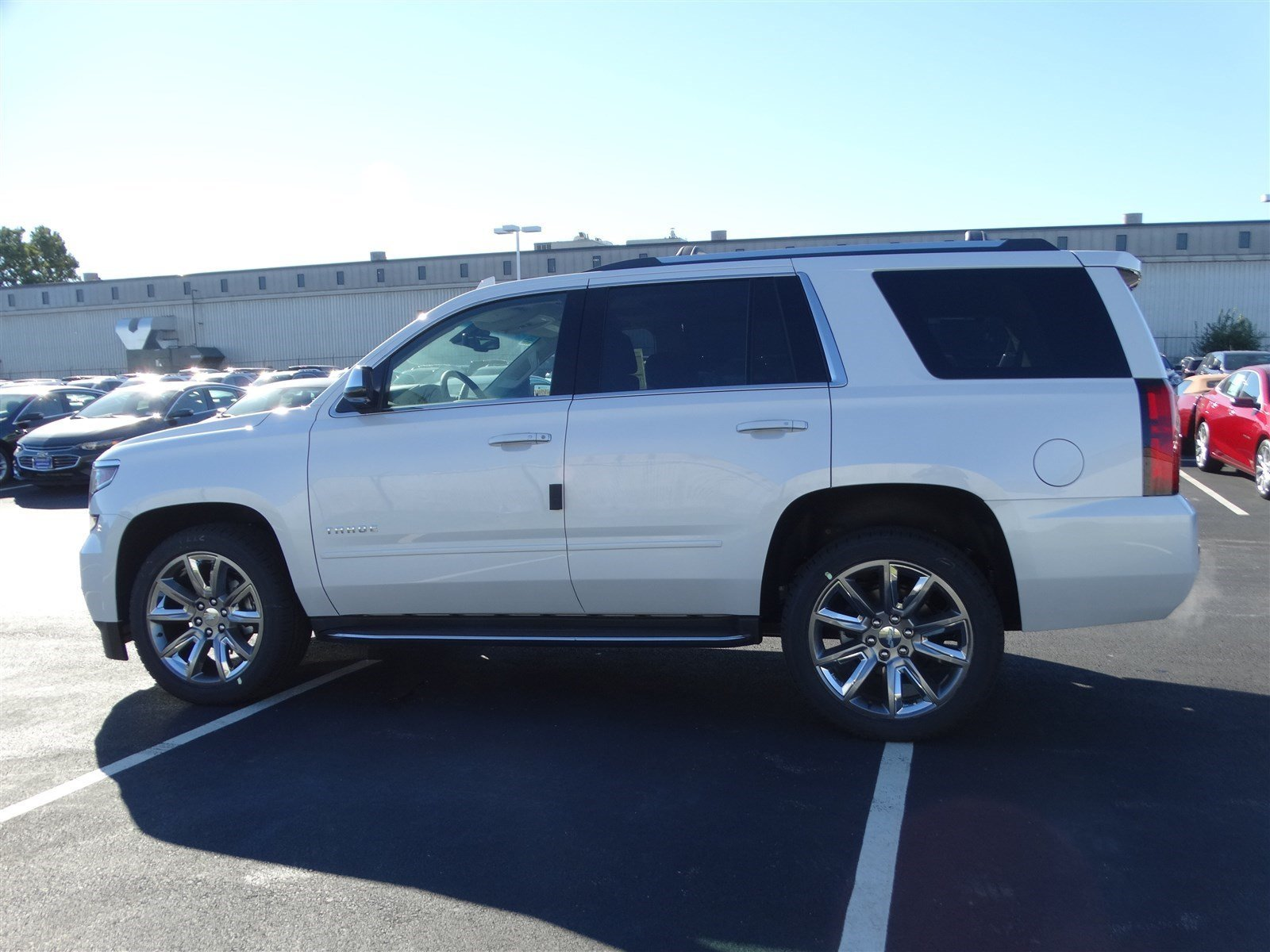 New 2017 Chevrolet Tahoe Premier ... 4WD, NAVIGATION, SUNROOF, 22 INCH ...