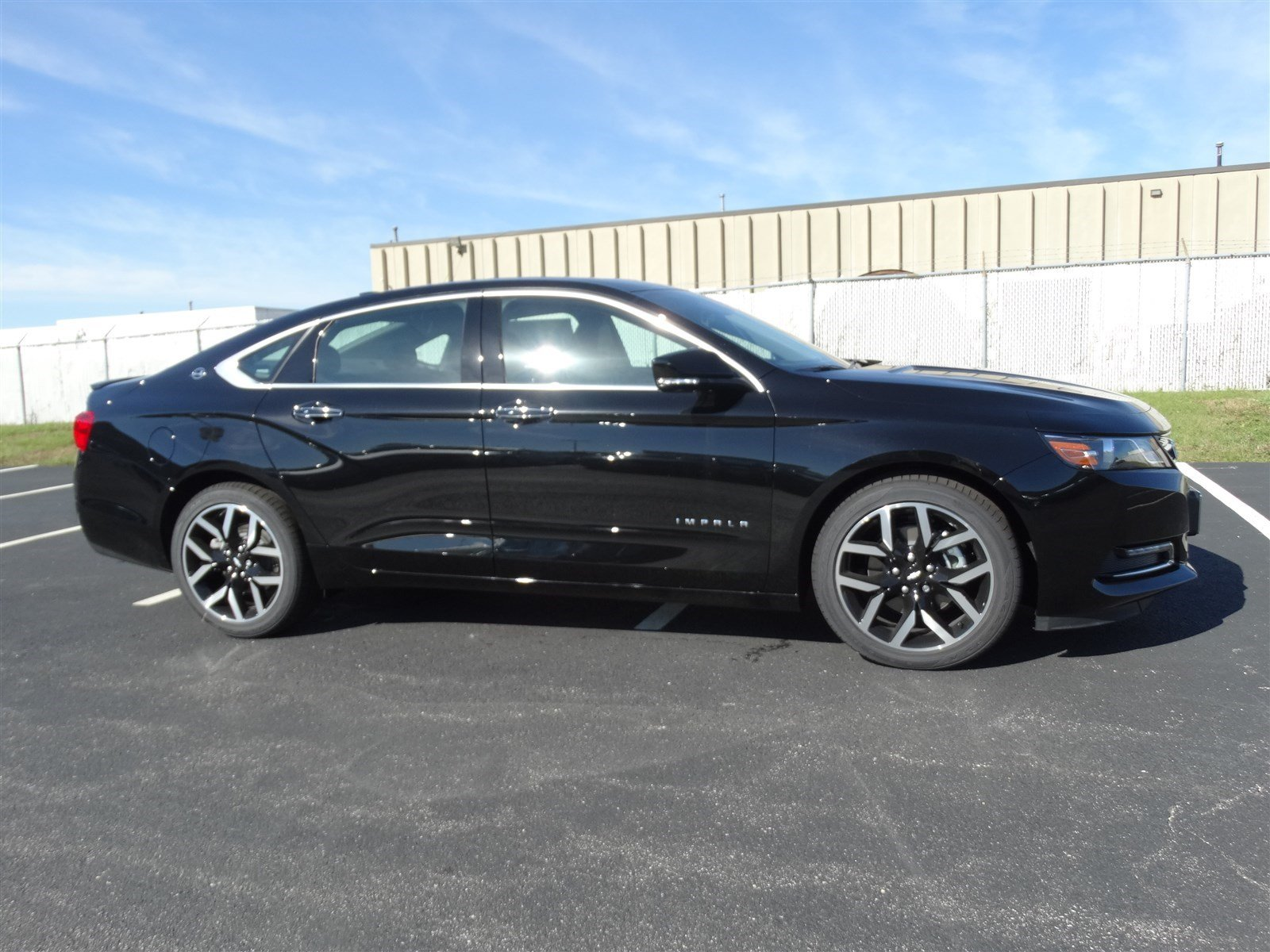 Chevrolet Of Naperville >> New 2017 Chevrolet Impala Premier 4dr Car in Naperville #C5284 | Chevrolet of Naperville