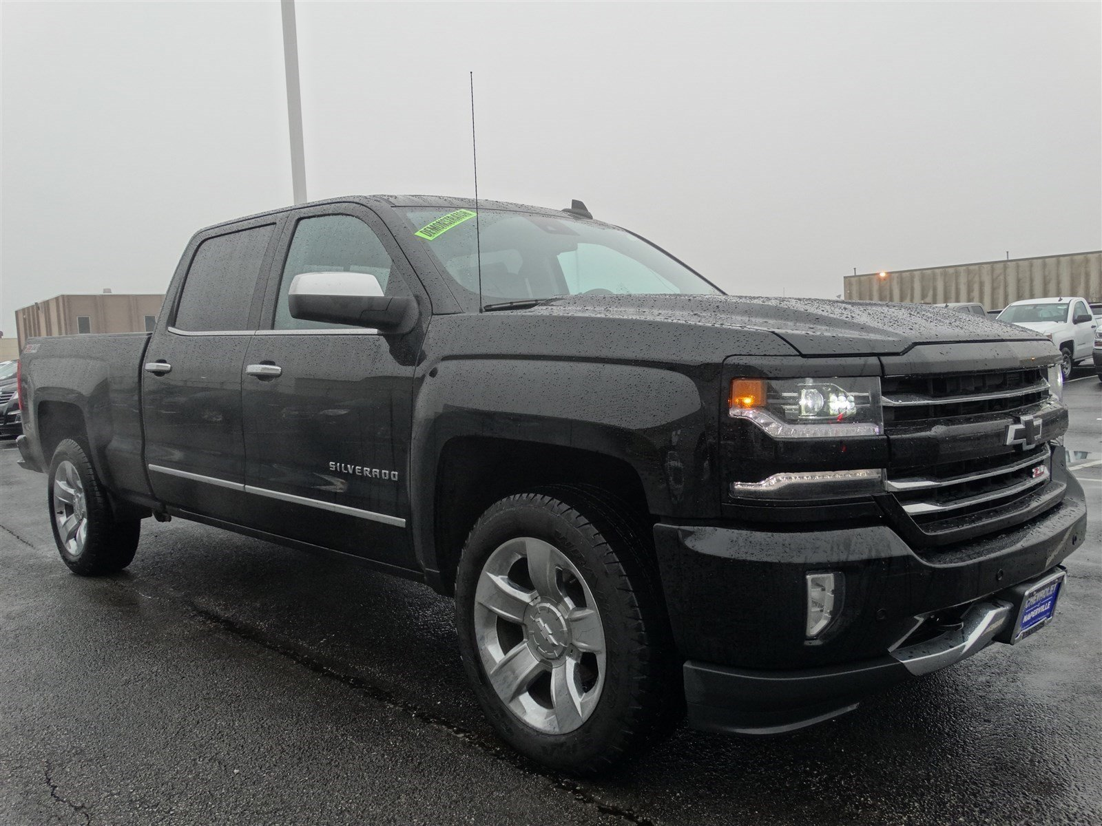 new 2017 chevrolet silverado 1500 ltz crew cab pickup in naperville t5715 chevrolet of naperville. Black Bedroom Furniture Sets. Home Design Ideas