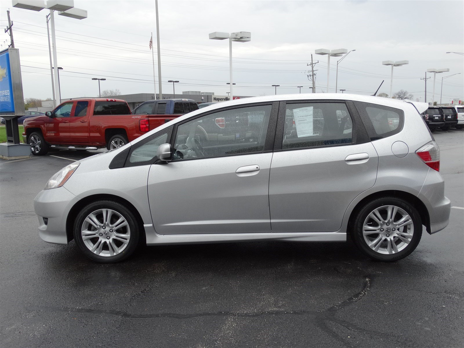 Pre Owned 2011 Honda Fit Sport Hatchback In Naperville P6643a Chevrolet Of Naperville