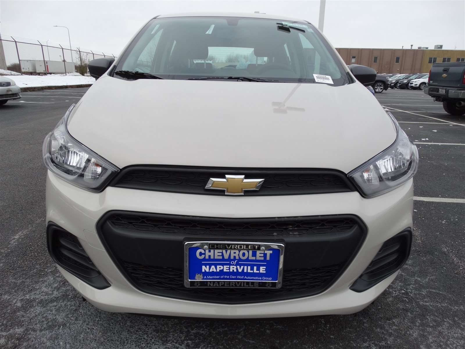 new 2017 chevrolet spark ls hatchback in naperville c5476 chevrolet of naperville. Black Bedroom Furniture Sets. Home Design Ideas